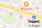 Схема проезда до компании Аль-Рапия, ТОО в Шымкенте