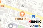Схема проезда до компании Pinta Pub в Шымкенте
