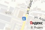 Схема проезда до компании Қарлығаш в Шымкенте