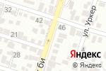 Схема проезда до компании Мастер Люкс в Шымкенте