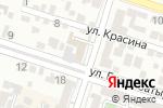 Схема проезда до компании Частный судебный исполнитель Исабеков Ж.А. в Шымкенте