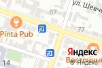 Схема проезда до компании Мебельный цех в Шымкенте