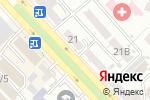 Схема проезда до компании Ғаламат в Шымкенте