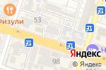 Схема проезда до компании Консультативный центр доктора Кривцова в Шымкенте