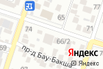 Схема проезда до компании IMPERIAL Bingo, ТОО в Шымкенте