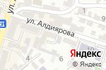 Схема проезда до компании Hardex в Шымкенте