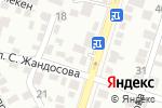 Схема проезда до компании LIQUI MOLY в Шымкенте