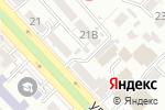 Схема проезда до компании ДДЭК, ТОО в Шымкенте