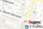 Схема проезда до компании АВТОПРОФИ, ТОО в Шымкенте