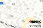 Схема проезда до компании Дом страха Астрал13 в Шымкенте