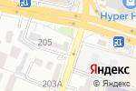 Схема проезда до компании Заңғар в Шымкенте