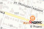 Схема проезда до компании У Серика в Шымкенте