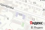 Схема проезда до компании Сайрам, ЧУ в Шымкенте
