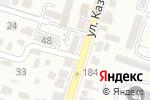Схема проезда до компании ЯГУАР в Шымкенте