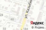 Схема проезда до компании SMaster в Шымкенте