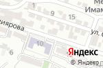 Схема проезда до компании Глория в Шымкенте