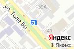 Схема проезда до компании Фотосалон в Шымкенте