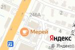 Схема проезда до компании Атлант, ТОО в Шымкенте