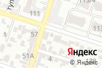 Схема проезда до компании VenTex в Шымкенте