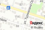 Схема проезда до компании Браим-Ком, ТОО в Шымкенте