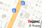 Схема проезда до компании Частный судебный исполнитель Туранов Н.Е. в Шымкенте