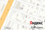 Схема проезда до компании Мак в Шымкенте