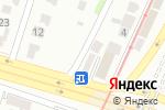 Схема проезда до компании Сыбаға в Шымкенте