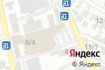 Схема проезда до компании Фиркан Народный в Шымкенте