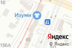 Схема проезда до компании ZETA в Шымкенте