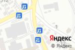 Схема проезда до компании InBet в Шымкенте