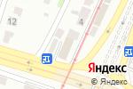 Схема проезда до компании Best IELTS Center в Шымкенте