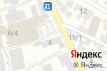 Схема проезда до компании ФИРКАН в Шымкенте