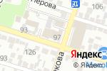 Схема проезда до компании Пивная дума в Шымкенте