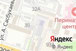 Схема проезда до компании БЕЙБАРЫС БИ в Шымкенте