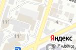 Схема проезда до компании S-AUTO в Шымкенте