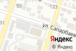 Схема проезда до компании АРМАН 4 в Шымкенте