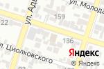 Схема проезда до компании Биик Бастау Генацвалле в Шымкенте