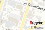 Схема проезда до компании Страна чудес в Шымкенте