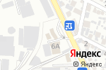 Схема проезда до компании ШНОС в Шымкенте