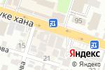 Схема проезда до компании ALFA-MED в Шымкенте