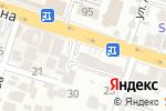 Схема проезда до компании RAMAD FINANCE, ТОО в Шымкенте