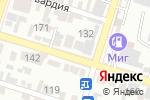 Схема проезда до компании TURIN в Шымкенте