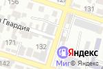 Схема проезда до компании АВТОПЛЮС в Шымкенте