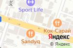 Схема проезда до компании Pleased в Шымкенте