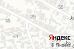 Схема проезда до компании Ювелирный завод Шелковый Путь, ТОО в Шымкенте