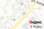 Схема проезда до компании Автомагазин в Шымкенте