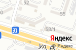 Схема проезда до компании Жансулу в Шымкенте