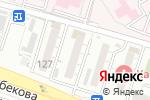 Схема проезда до компании Центр медиации и переговорного процесса в Шымкенте