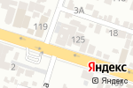 Схема проезда до компании Интерьер Уют в Шымкенте