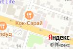 Схема проезда до компании АБЛАЙМЕД, ТОО в Шымкенте